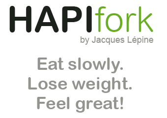 HAPIfork by Jacques Lépine -- Eat slowly. Lose weight. Feel great!